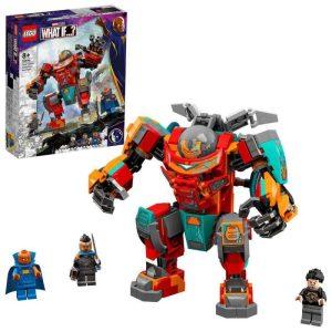 LEGO Super Heroes 76194 Sakaarianský Iron Man Tonyho Starka